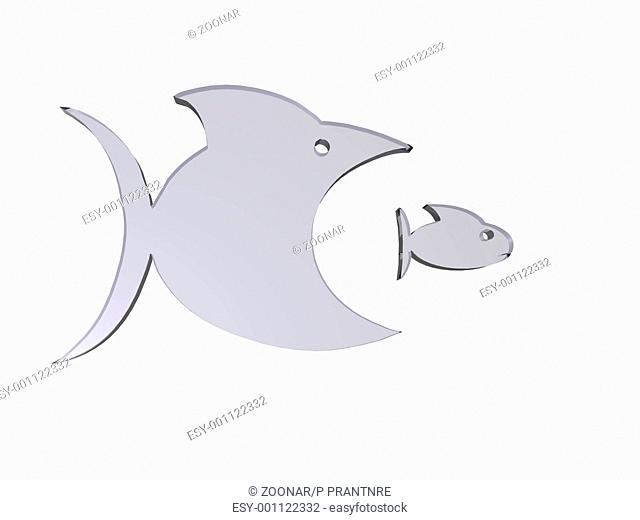 big fish - small fish