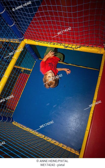 Indoor playground. Germany