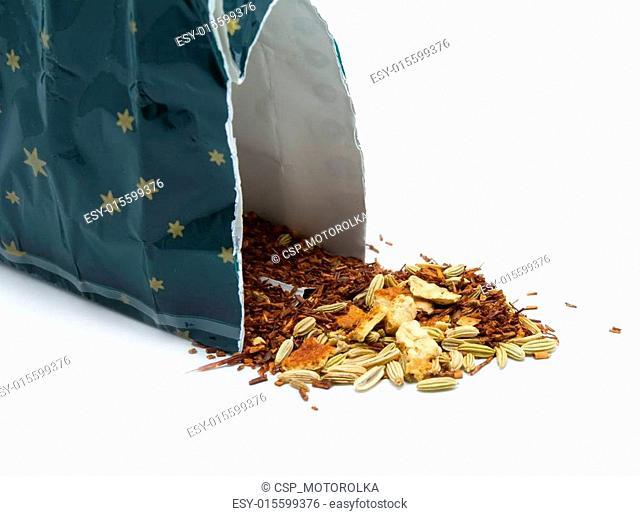 Bag of the tea