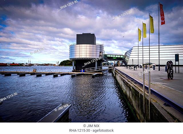 National Oil Museum, Stavanger, Norway, Scandinavia, Europe