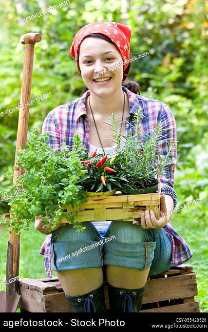 garden, gardening, gardener, hobbie gardener