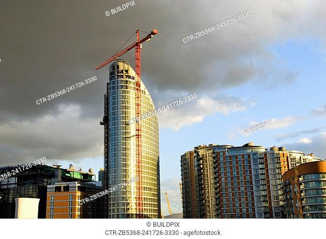 Ontario Apartment Block, East London, UK