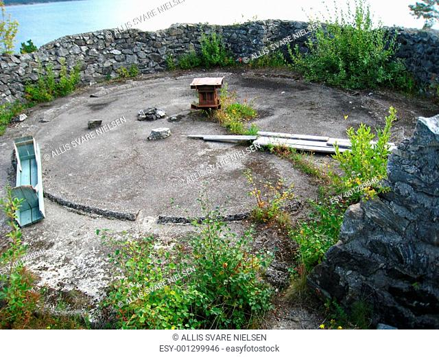 Kvalvik fort
