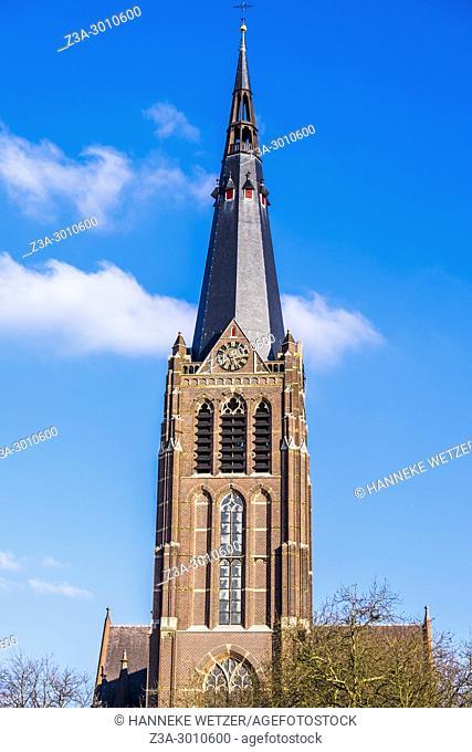 Saint Joris church in Eindhoven, the Netherlands, Europe