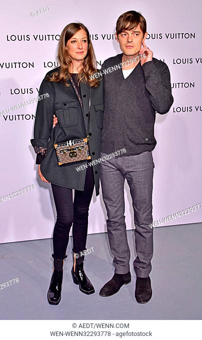 Louis Vuitton Time Capsule Exhibition at Französisches Palais. Featuring: Alexandra Maria Lara, Sam Riley Where: Berlin, Germany When: 14 Sep 2017 Credit:...