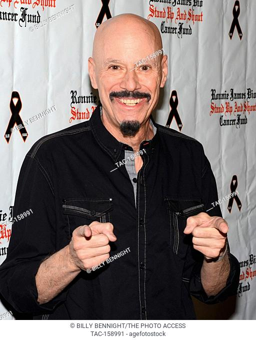 "Bob Kulick arrives at the 3rd Annual """"Bowl 4 Ronnie"""" Celebrity Bowling Tournament, benefiting the """"Ronnie James Dio Stand Up and Shout Cancer Fund fund""""..."