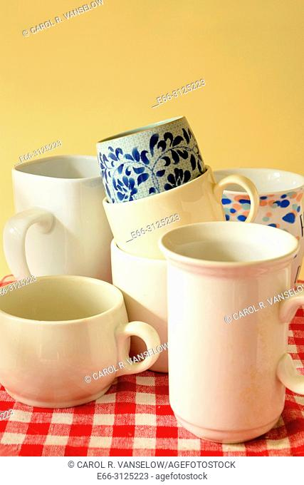 You can never have enough coffee/tea cups
