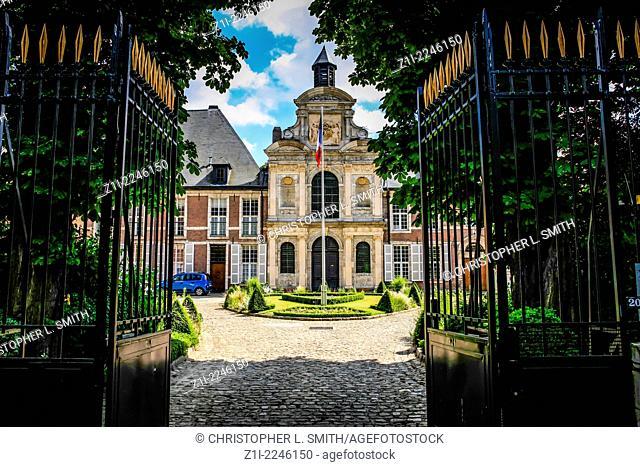 Chapelle du Fort du Reduit in Lille France