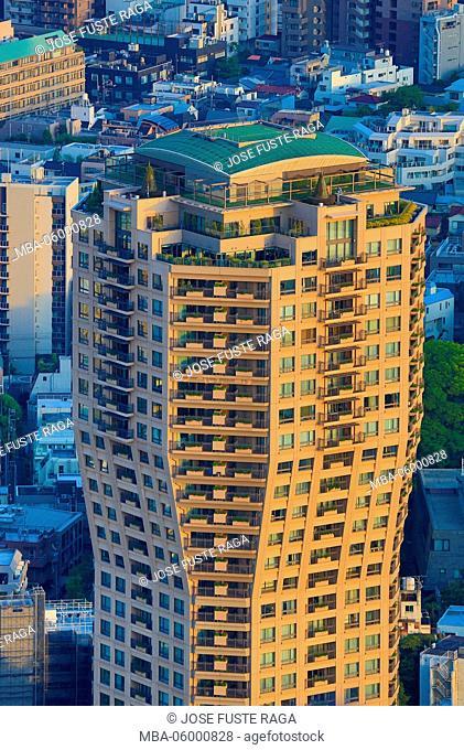 Japan, Tokyo City, Minato Distric, Building