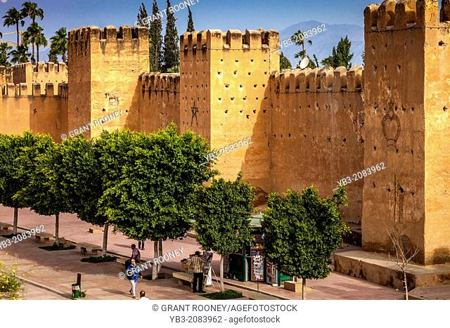 The Medieval Walls of Taroudant, Sous Valley, Morocco