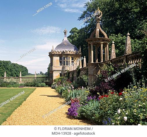Montacute House, Gartenpavillon