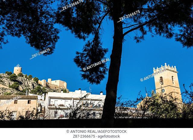 Castalla, Alicante province, Comunidad Valenciana, Spain