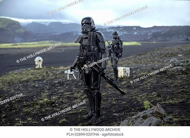 Rogue One: A Star Wars Story. Death Troopers