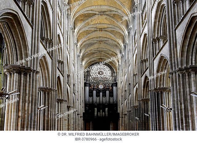 Rouen Cathedral, Rouen, Département Seine-Maritime, Haute-Normandie Region, France