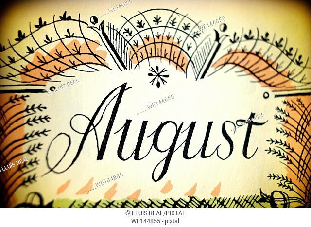calendario, mes, calendar, month