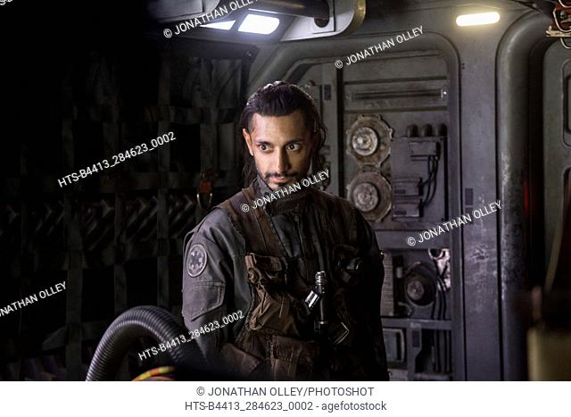 Rogue One: A Star Wars Story. Bodhi Rook (Riz Ahmed)
