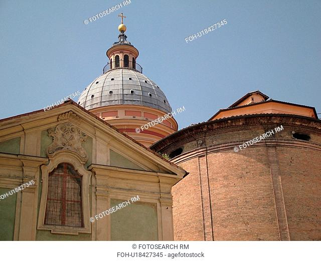 cathedral, Emilia-Romagna, Italy, Reggio nell'Emilia, Europe, Cathedral in the town of Reggio Emilia