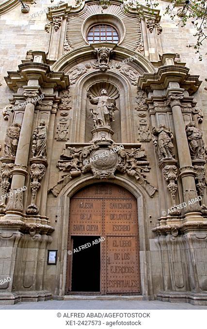 Sanctuary of Cova de Sant Ignasi, Manresa, Catalonia, Spain
