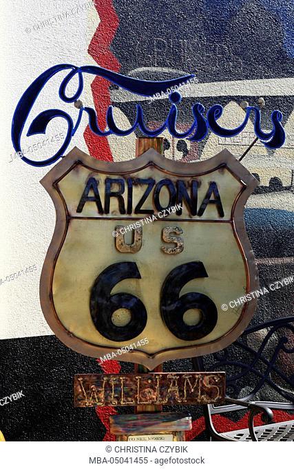 Roadtrip: Route66 through Arizona Williams, Arizona