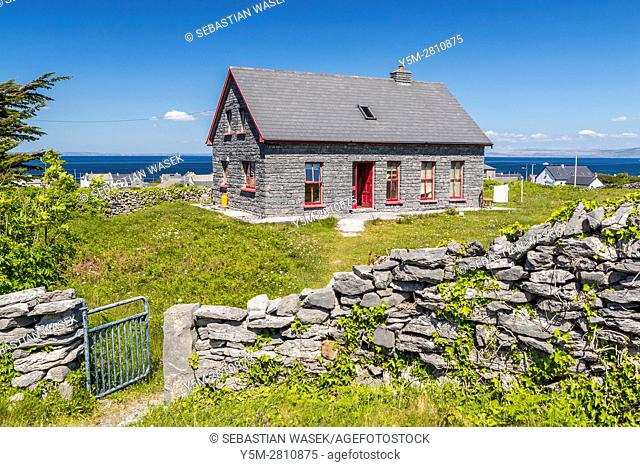 Inis Oirr, County Galway, Ireland, Europe