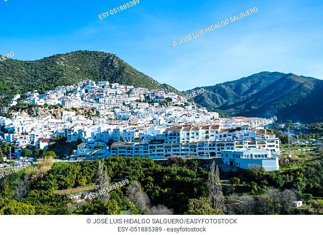 Ojén, Málaga, Andalusia, Spain, Europe