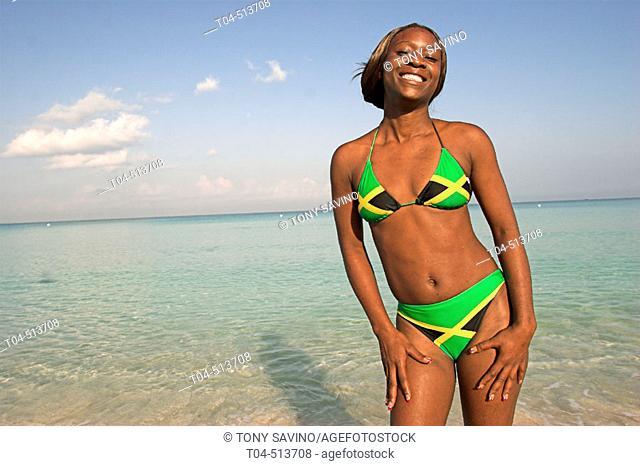 Sexy jamaican chicks
