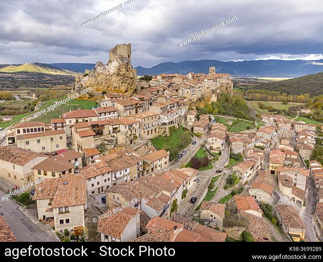 Frías, province of Burgos, region of Las Merindades, Spain
