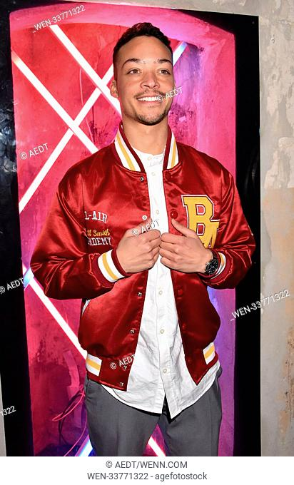 Pantaflix party at The Grand during 68th International Film Festival Berlinale. Featuring: Aurel Maerz Where: Berlin, Germany When: 19 Feb 2018 Credit:...