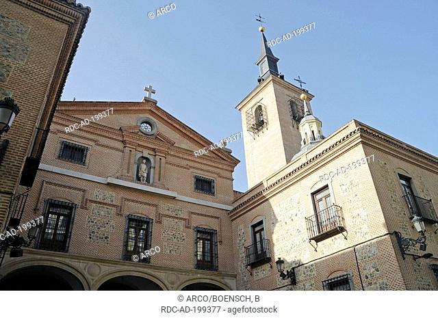 Iglesia De San Gines Stock Photos And Images Age Fotostock