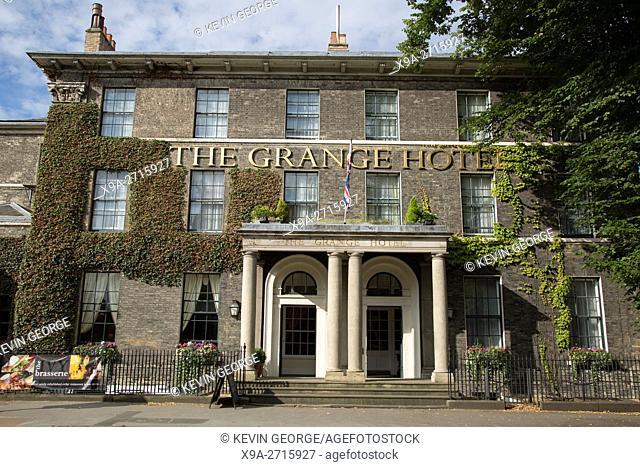 Grange Hotel, York, England, UK