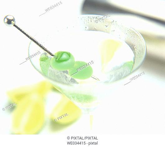 Cocktail: Gimlet