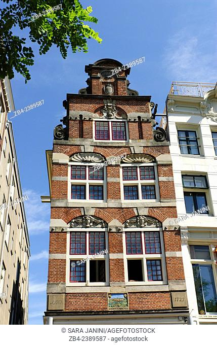 Dutch house, Amsterdam, Netherlands, Europe