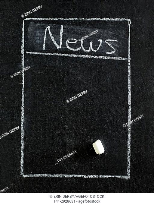 News List in blackboard