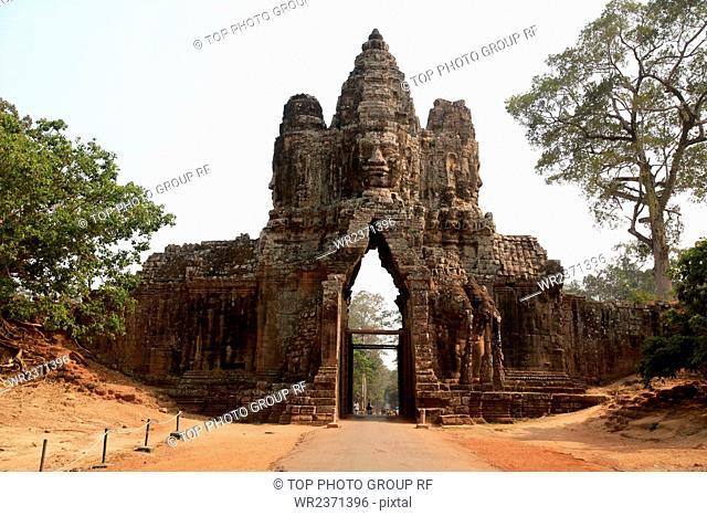 Southeast Asia Cambodia