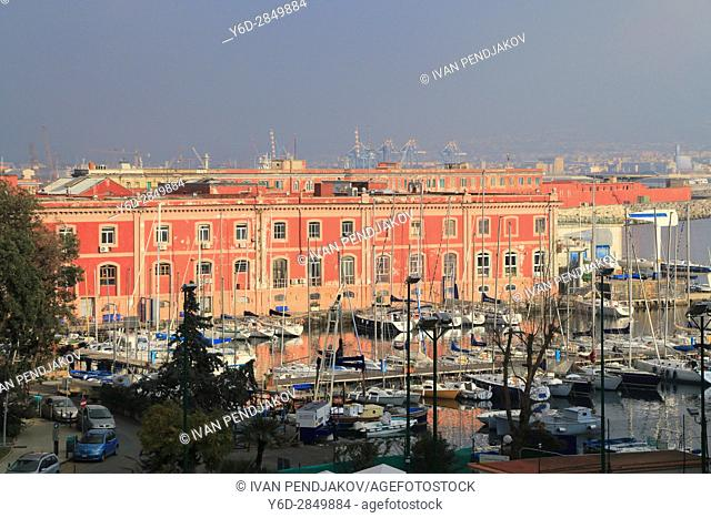 Naples Marina, Italy
