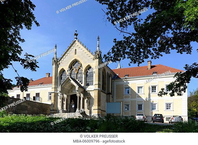 Castle Mayerling, Austria, Lower Austria, Viennese wood, Alland