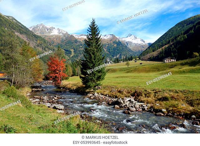 Mallnitztal in Austria