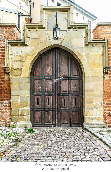Wawel in Krakow, Poland
