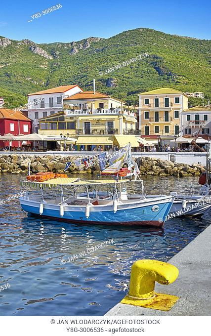 Parga, Ionian Coast, Greece
