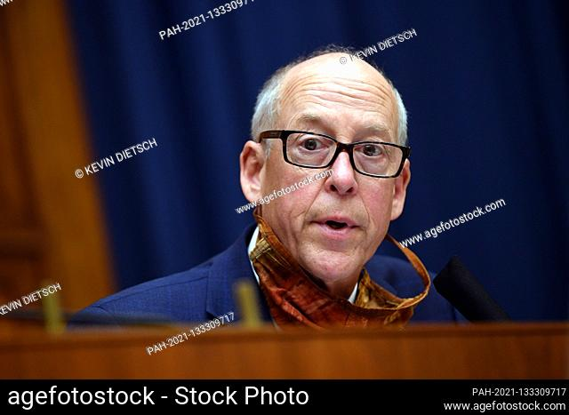 Ranking Member United States Representative Greg Walden (Republican of Oregon) questions Dr. Anthony Fauci, Director, National Institute for Allergy and...