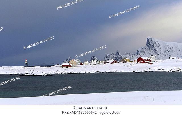 Andøya, Vesterålen, Nordland, Norway / Andøya, Vesterålen, Nordland, Norwegen