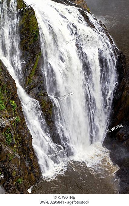 Barron Falls near Kuranda, Australia, Queensland, Barron Gorge National Park