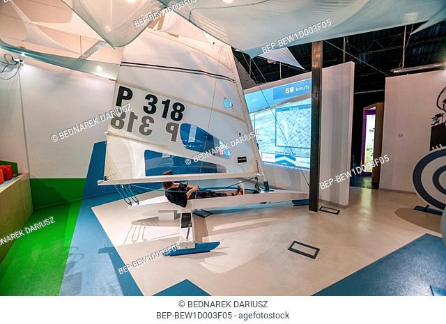 Museum of experiments, Chojnice, Pomeranian Voivodeship, Poland