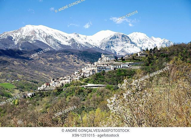 Parco Nazionale del Gan Sasso e Monti della Laga, Italy