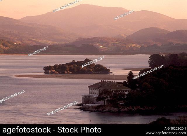 Urdaibai, Landscape - Basque Country, Spain