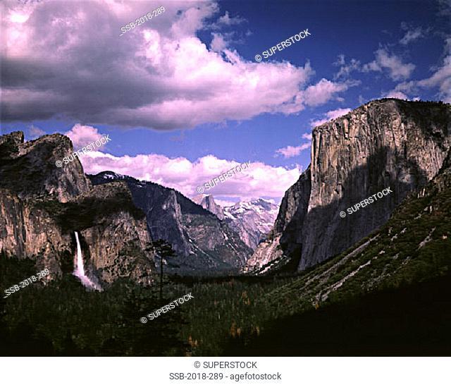 Yosemite National Park, U.S.A