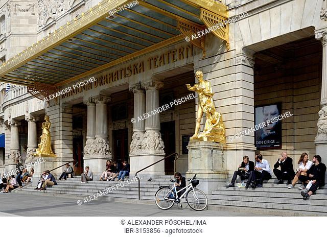 Royal Dramatic Theatre or Dramaten
