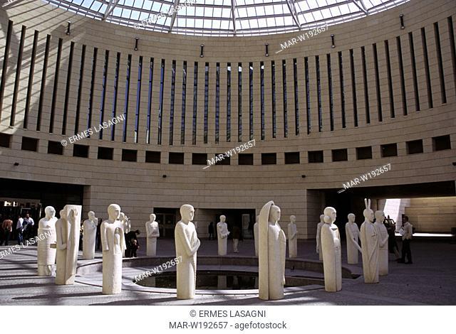 italy, trentino, rovereto, MART, museo d'arte moderna e contemporanea di trento e rovereto