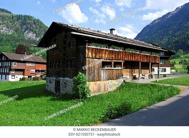 Geburtshaus des Nationalheiligen Bruder Klaus