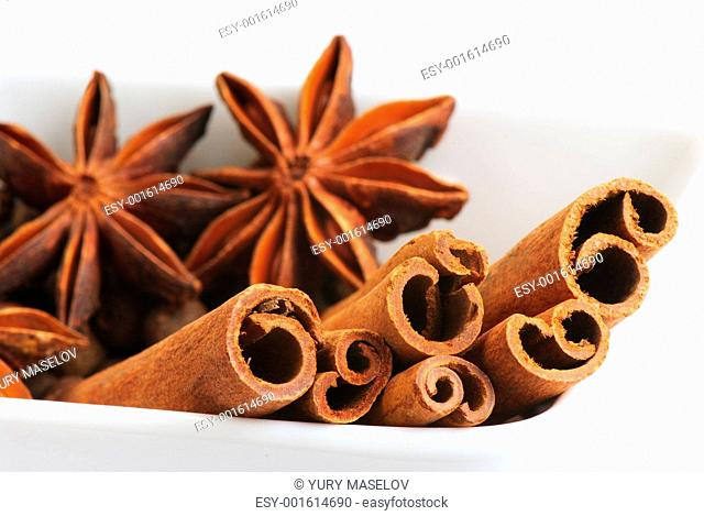 Anise and cinnamon - 2